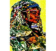 AFRO PPRINCESS Photographic Print