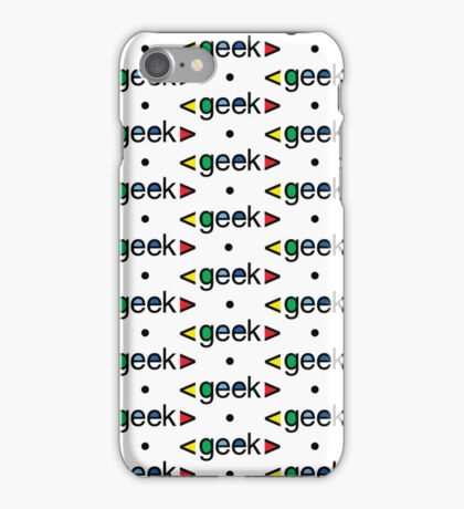 Geek Alert iphone 3G  4G  4s  iPhone Case/Skin