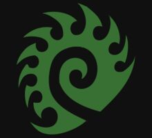 Green Zerg Insignia by Blazixe