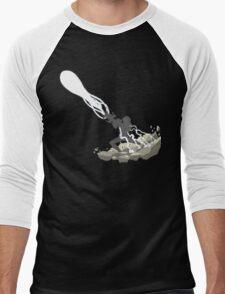 Into This One Shot Men's Baseball ¾ T-Shirt