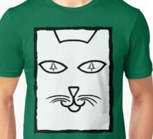 Christmas Cat Eyes Unisex T-Shirt