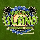 Hurley's Island Tours by SprayPaint