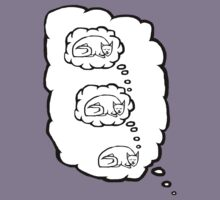 Sleep Dream Cat T-Shirt