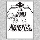 The Duvet Monsters Cat by Fangpunk