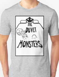 The Duvet Monsters Cat T-Shirt