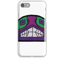 Totem Pole Mole iPhone Case/Skin