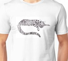 "kia ngeru moe takoto-  ""Let sleeping  cats lie"" Unisex T-Shirt"