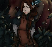 Vex & Trinket by Megan Haering