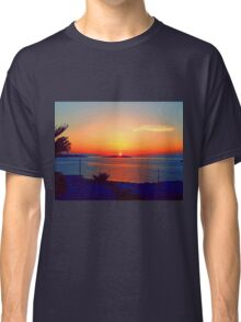 Magical Sunsets in Mykonos Classic T-Shirt