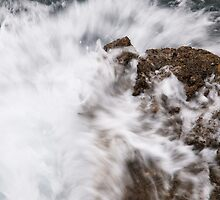 Sea & Stone III by Lee Eyre
