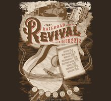 Railroad Revival Tour 2012 Unisex T-Shirt