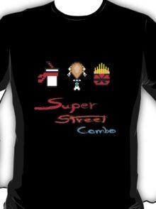 Super 8bit Super combo(text) T-Shirt