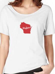 Madison Women's Relaxed Fit T-Shirt