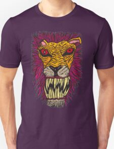 Monster Mondays #2 - Lionel Lion - Anger Monster! T-Shirt