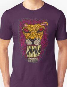 Monster Mondays #2 - Lionel Lion - Anger Monster! T-Shirt