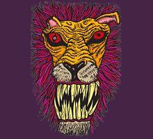 Monster Mondays #2 - Lionel Lion - Anger Monster! Unisex T-Shirt