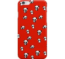 cute panda iPhone case iPhone Case/Skin
