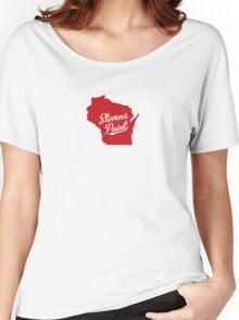 Steven's Point Women's Relaxed Fit T-Shirt