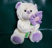 Little Miss Teddy by ArtBee