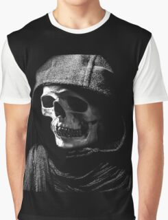 Death walks amongst us Graphic T-Shirt