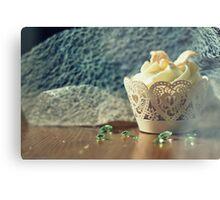 Cupcake. Metal Print