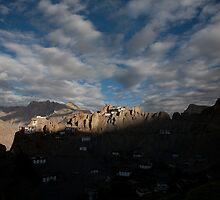 Dankar, Indian Himalayas by espanek