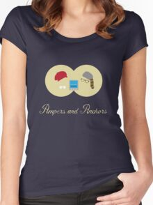The Moonrise Kingdom Women's Fitted Scoop T-Shirt