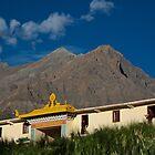 Kungri Monastery  by espanek