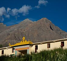 Kungri Monastery  by espanek