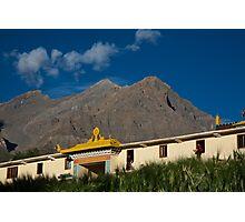 Kungri Monastery  Photographic Print
