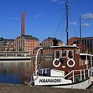'Haapakoski', Lahti harbour, Finland by Stephanie Owen