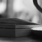 Coffee and a Book. by MutaPhotography