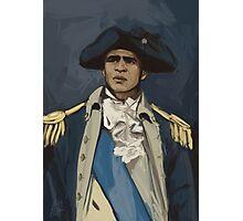 George Washington Photographic Print