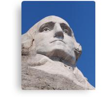 George Washington, Mount Rushmore National Memorial .3 Canvas Print