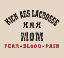 Lacrosse Mom by SportsT-Shirts