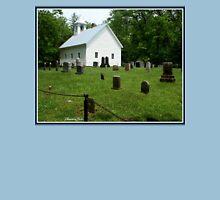 Cemetery at Cades Cove Primitive Baptist Church  Unisex T-Shirt