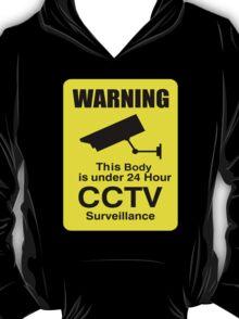 CCTV Surveillance T-Shirt