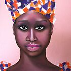 African beauty 5 by Elena Malec