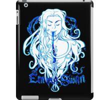 Dark Swan Ink iPad Case/Skin
