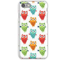 Owl Fun 3G  4G  4s case iPhone Case/Skin