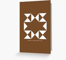 Design 201 Greeting Card