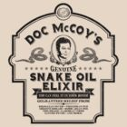 Doc McCoy's Genuine Snake Oil Elixir by M. Dean Jones