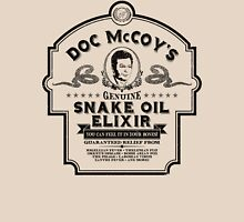 Doc McCoy's Genuine Snake Oil Elixir Unisex T-Shirt