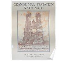 Grande Manifestation Nationale Poster