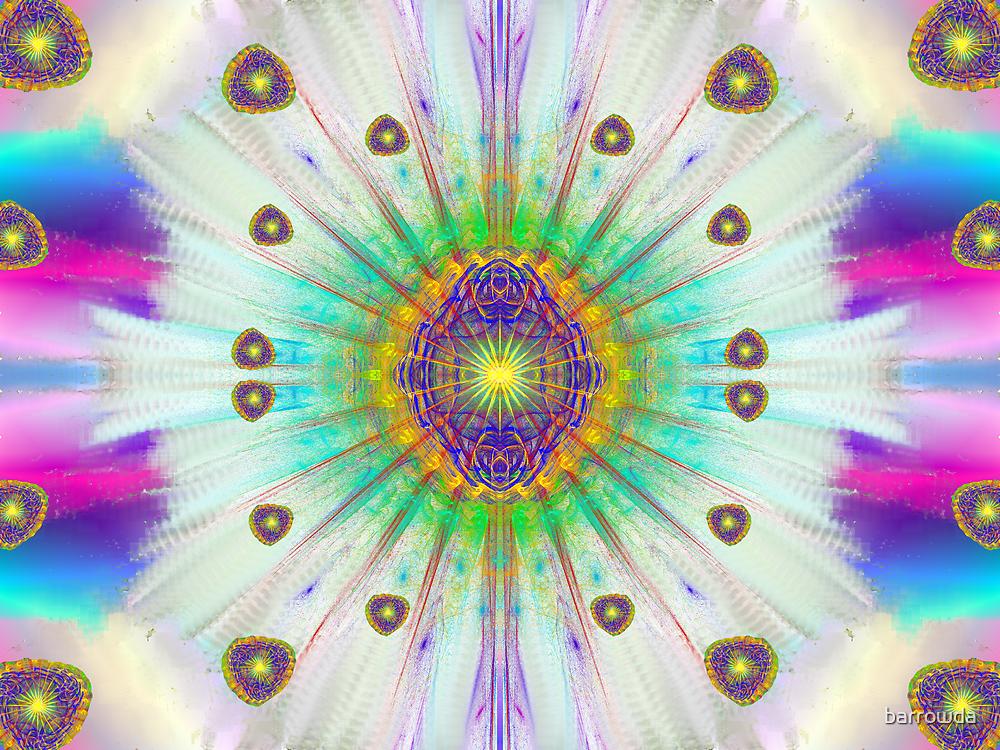 SMOGF#7:  Peacock Dreams (G0900) by barrowda