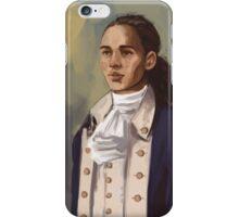 John Laurens iPhone Case/Skin