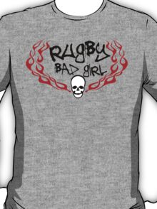 Rugby Bad Girl T-Shirt