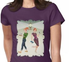 New York Cinderella Womens Fitted T-Shirt