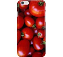 Tomatoes! (available as iphone & ipod) iPhone Case/Skin