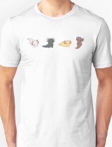 Axolotl Parade T-Shirt